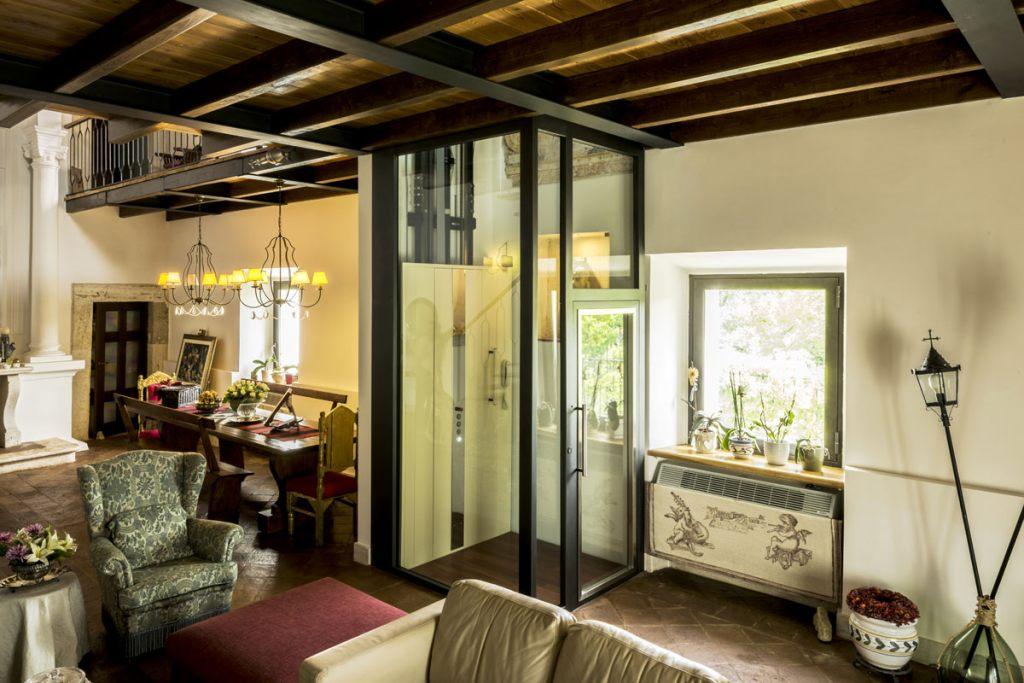 Piattaforme elevatrici gia ascensori l 39 artigianato made in italy - Ascensori per casa ...
